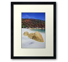 Larkin Cove Framed Print