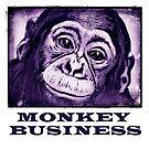Monkey Business by fantasytripp