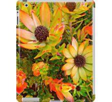 YELLOW POMPOM iPad Case/Skin