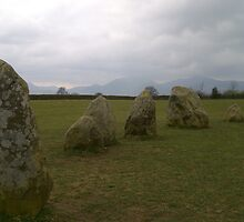 Castlerigg Stone Circle by Tanya Housham