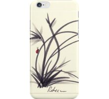 Sweet Simple Life of a ladybug iPhone Case/Skin