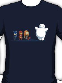 All Big Heroes T-Shirt