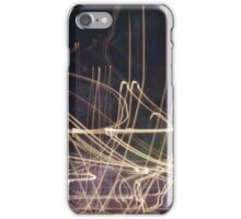 the speed of light iPhone Case/Skin