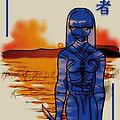 Ninja by japu