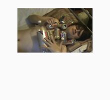 BOY IN BED WITH DIET COKE XXX EXPLICIT Unisex T-Shirt