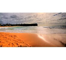 Shine  Sydney Beaches - The HDR Series - Mona Vale Beach Pool, Sydney Australia Photographic Print