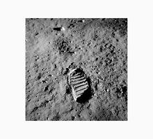 Apollo 11 Buzz Aldrins Moon Footprint by NASA Unisex T-Shirt