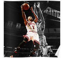 Derrick Rose Poster
