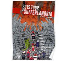 Tour of Sufferlandria 2015 Poster