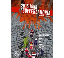 Tour of Sufferlandria 2015 Photographic Print