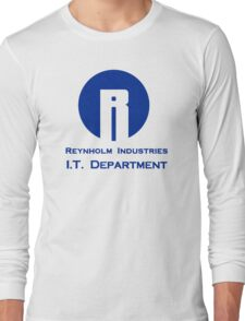 The I.T. Crowd Reynholm Industries Long Sleeve T-Shirt