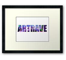 artRAVE: Venus Framed Print