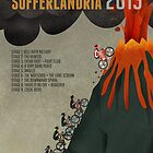 Tour of Sufferlandria 2013 by GvA The Sufferfest