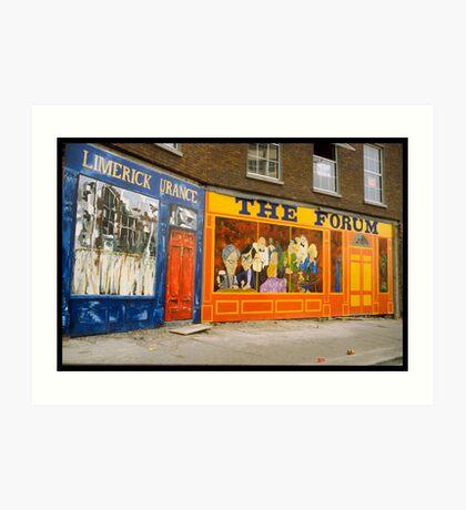 Limerick - Ireland Art Print