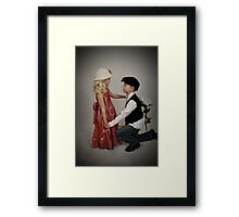 Innocence of Youth Framed Print