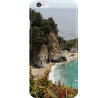 McWay Falls iPhone Case/Skin