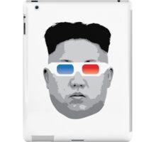 Kim Jong Un Head iPad Case/Skin