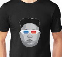 Kim Jong Un Head Unisex T-Shirt