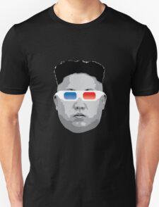 Kim Jong Un Head T-Shirt