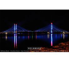 Delaware Beaches. Photographic Print