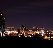 Birmingham Cityscape by Bradley Miller