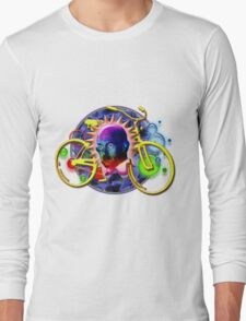 Albert's Wild Ride Long Sleeve T-Shirt