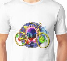 Albert's Wild Ride Unisex T-Shirt
