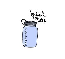 Hydrate or Die by Liana Spiro