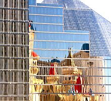 RT14 - Las Vegas Nevada - Excalibur Reflections by Buckwhite
