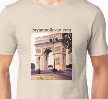 arch de triumph Unisex T-Shirt