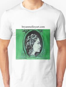 woman on bill T-Shirt