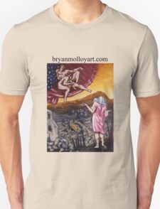 michelangelo spoof T-Shirt