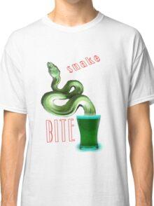 MvS-Snake Bite Classic T-Shirt