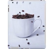 Cup of coffee, still life iPad Case/Skin