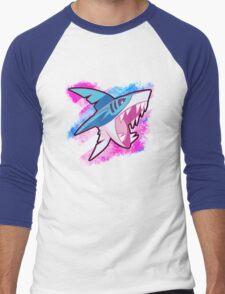 Sharpedo Men's Baseball ¾ T-Shirt
