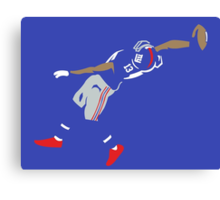 "The ""Catch"" II Canvas Print"