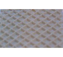 Icecream wafer Photographic Print