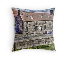 Harbour  Master Throw Pillow
