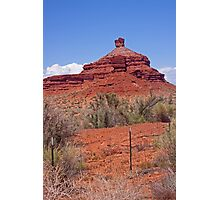 RT 14 - Monument Valley - Arizona/Utah Photographic Print