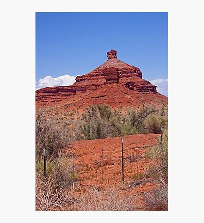 RT 14 - Monument Valley - Arizona Photographic Print
