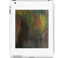 Color Smear iPad Case/Skin