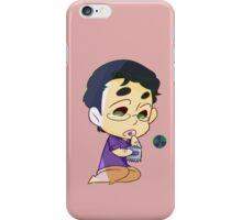 Bruce's Breakfast iPhone Case/Skin