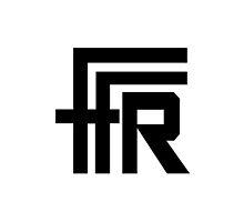 Free Flow Radio Logo (Black) by BlueBeast