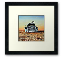 Old Holdens Never Die II Framed Print