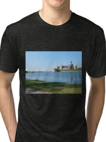 Kalmar Castle Tri-blend T-Shirt