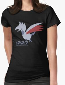 Skarmory! Pokemon! Womens Fitted T-Shirt