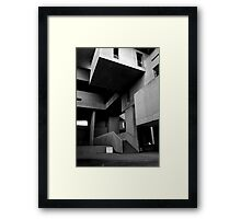 Unique Spaces Framed Print