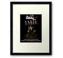 The Godfather Returns Framed Print