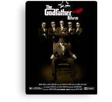 The Godfather Returns Canvas Print