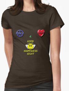 Peace Love Good Happiness Stuff T-Shirt
